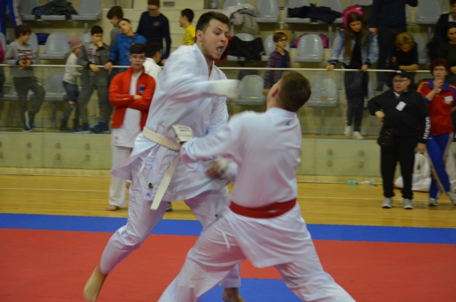 Campionatul National de Karate SKDUN , 2018